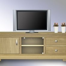 05 arizona tv dressoir dicht en glas