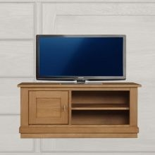 06 Tv Dressoir Miami 095 Cm Tabak Greep Classic