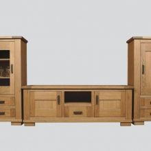 03Kentucky Tv Dressoir Met 1 Drs Kastjes (Custom)