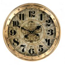 G6084403 Clock Gear Ø80cm Copper 84403