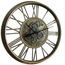 G6090589-0 Clock Gear Ø85cm R.grey 90589