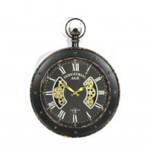 G6071496 Clock Gear+Hndl Ø60 Blk 71496