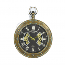 G6071502 Clock Gear+Hndl Ø60 Brn 71502